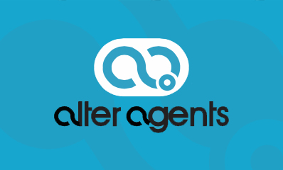 Alter Agents - Logo